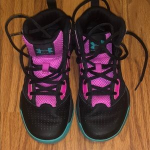 Under Armour Basketball Size 4 youth
